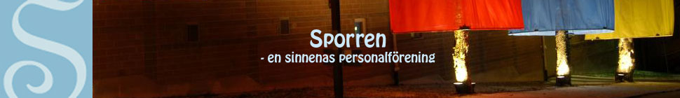 Sporren personalfrening header image 3